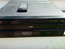 Pioneer Laser Disc 5 CD DVD Player CLD-M301 Multi Play MINT Remote CDV NO Bluray