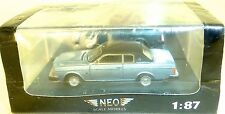 VOLVO 262C Bertone Limited Edition Neo 87323 H0 1:87 ORIGINAL PACKAGING