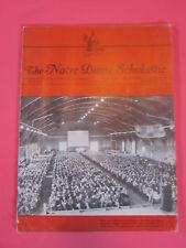 The Notre Dame Scholastic March 29, 1946 Knute Rocke