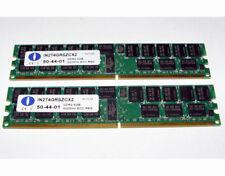 8 GB (2x4GB) Integral PC2-3200R registered ECC Server-Arbeitsspeicher RAM H804