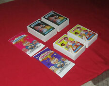 GARBAGE PAIL KIDS BNS2 & BNS3  COMPLETE SETS 56-194 A & B    256 TOTAL STICKERS