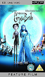 Corpse Bride (UMD, for PSP, 2006)