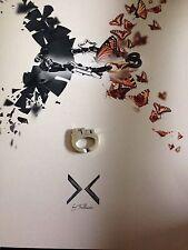 Auth  X By Trollbeads Sliver Skyline Charm