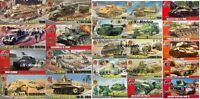Airfix - 1/76 WWII Tanks & Military Vehicles