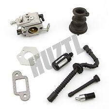 STIHL Chainsaw 021 023 025 MS210 MS230 MS250 Carburetor WT GASKET INTAKE HOSE
