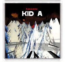 RADIOHEAD KID A 2000 LP COVER FRIDGE MAGNET IMAN NEVERA