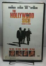 The Hollywood Sign(DVD,2002)Burt Reynolds,Tom Berenger,Rod Steiger-Free Shipping