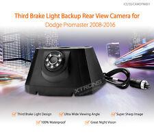 Dodge Promaster Camera Backup Parking Third Brake Light Rear View Reverse Camera