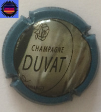 Capsule de Champagne DUVAT ALBERIC Contour Bleu !!!!