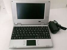 "Palmare Notebook 7"" Windows CE ITA 256MB+1,62GB CPU VIA ARM-VT8500 EPC701 128RAM"