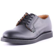 Red Wing Oxford Zapatos Informales Para hombres Negro Cartero - 9 Reino Unido