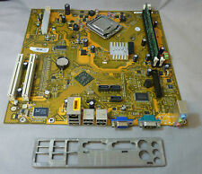 FUJITSU-Siemens d2480-a12 GS 4 Socket 775 SCHEDA MADRE CON CPU PIASTRA Soft & RAM
