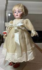 "Kestner Character Child 143 Doll Antique Germany Bisque 14"" Composition"