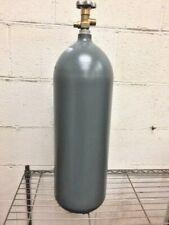 15 lb STEEL CO2 Cylinder Tank Recertified  Fresh Hydrostatic Test CGA320