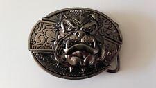 Boucle De Ceinture Spéciale Tête De Bulldog-Biker-Motar-Rock-Rétro
