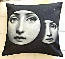 Fornasetti Original T&V Pillow Cushion MOON
