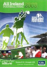 2003 GAA All Ireland Football Final: Tyrone v Armagh DVD