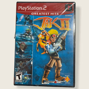 🔥 🎮🔥 Jak II 2 PlayStation 2 PS2 Greatest Hits Sony 🔥🎮🔥