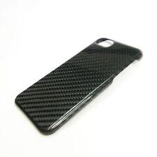 CARBON iPhone 7 Schutz-Hülle Schale Cover Case mit Ovalen Ausschnitt