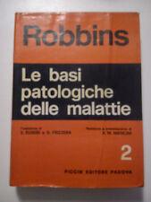 le basi patologiche delle malattie vol 2– robbins 1978