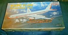 Minicraft American Airlines  RETRO  Mcdonnell-Douglas/Boeing 707-200 1/144