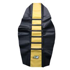 Gripper Soft Seat Cover For Suzuki RMZ 250 RM85 DRZ 400 RM125 RM250 Dirt Bike