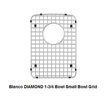 BLANCO 231342 Stainless Steel Sink Grid for BLANCO DIAMOND 1-3/4 Small Bowl Side