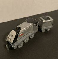 2009 Thomas Take N Play SPENCER & TENDER CAR Diecast Train Engine Toy
