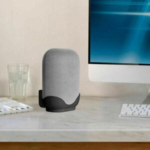 Wall Mount Bracket Desktop Holder Stand Part for Google Nest Audio Smart Speaker
