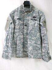 #ACU20 US ACU Coat Combat Tarn Jacke Feldjacke MEDIUM REGULAR Digital US
