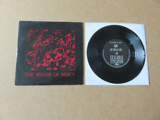 "THE SISTERS OF MERCY No Time To Cry MERCIFUL RELEASE 1985 UK PRESSING 7"" MR335"