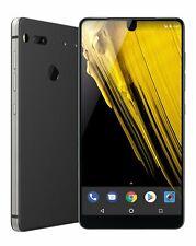 Essential Phone In Halo Gray – 128 Gb Unlocked Titanium And Ceramic Phone With