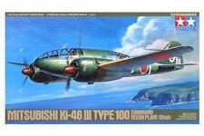 Tamiya 61092 1/48 Mitsubishi Ki-46 III Type 100 Command Recon Plane (Dinah)