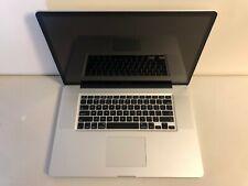 """Apple MacBook Pro 17"""" Laptop - 8GB Memory, New Logic Board & Battery (Feb 2011)"""
