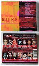 SCHÖNHERZ & FLEER Rilke Projekt Bis an alle Sterne MAFFAY,,.. CD TOP im Schuber