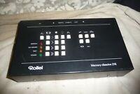 Slide projector desolve control unit ROLLEI 216 Steuergerät für Überblend