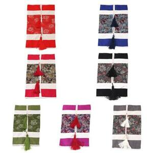 Fashion Runner Chinese Handmade Classic Silk Table Runner Cloth Decoration KS