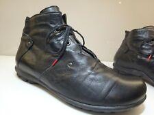 THINK 83659 KONG Herren Schuhe Stiefel Boots Leder LAMMFELL Germany Gr.45 TOP