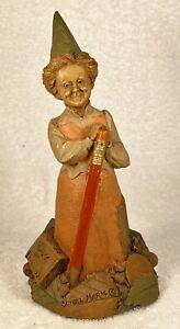 SCHOOL MARM-R 1991~Tom Clark Gnome~Cairn Item #5171~Edition #98~w/COA & Story