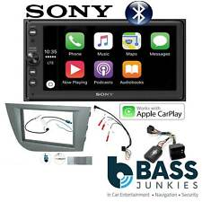 Seat Leon FR MK2.5 Sony Mechless CarPlay Bluetooth Android Media Car Stereo St1