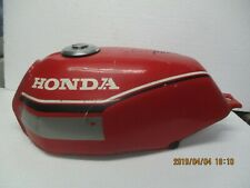 Honda MBX50  tank