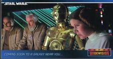 Cartes Star Wars Star Wars Widevision à l'unité