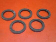 Gummi Dichtung Ring Dichtring 34x45x5   5Stück Wasser Ammatur Rohr Flansch 1