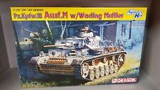Dragon 6558 Pz.Kpfw.III Ausf.M w/Wading Muffler Scala 1:35