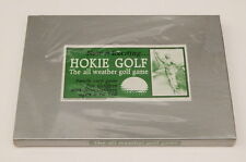 Hokie Golf The All weather Golf Card Game Sealed 1985  R15483