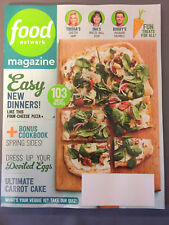 NEW Food Network Single Issue Magazine April 2018 Edition 103 Great Recipes