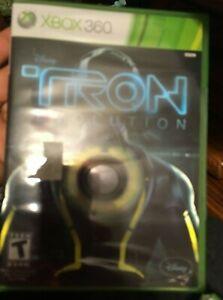 DISNEY TRON EVOLUTION XBOX 360