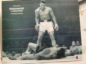 Muhammad Ali vs Sonny Lister 3D image