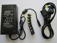 12V/15V/16V/18V/19V 4.5A 20V/24V 4A AC-DC Adaptor Power Supply 3.5mm x 1.35mm