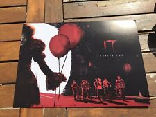 ODEON CINEMAS Exclusive Stephen King's IT Chapter 2 (2019) A4 Poster Part 2 Of 2